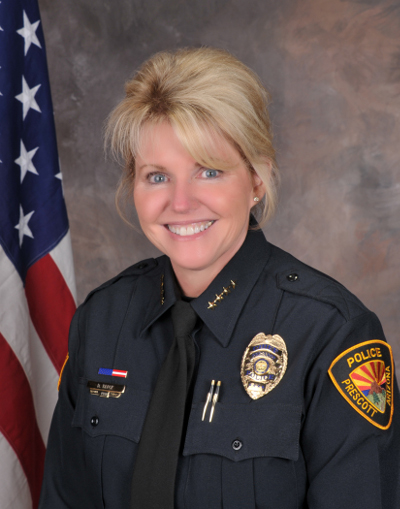 Chief Debora Black