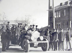 Early Prescott Fire Department
