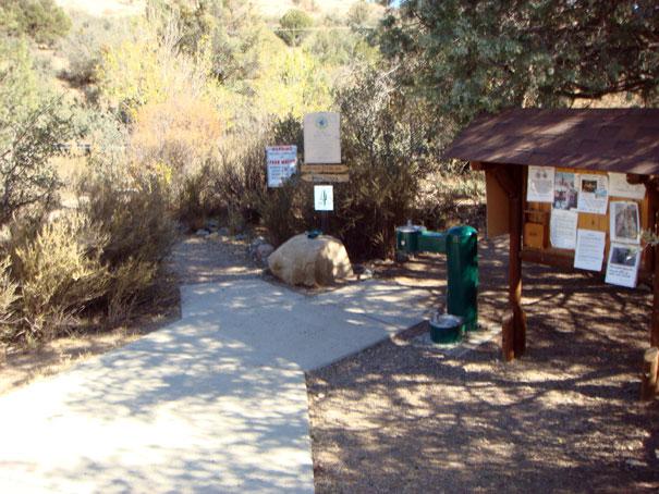Acker Park Trailhead