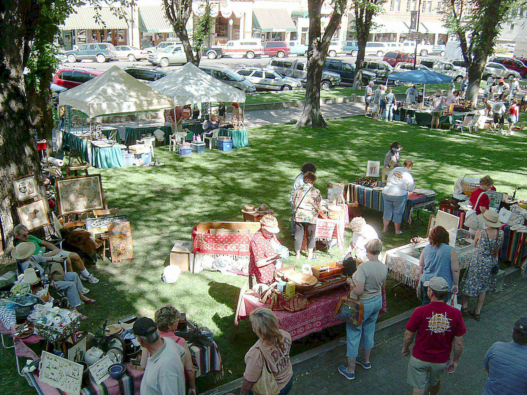 Faire on the Square Arts & Crafts Show