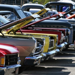 44th Annual Prescott Antique Auto Club Watson Lake Show