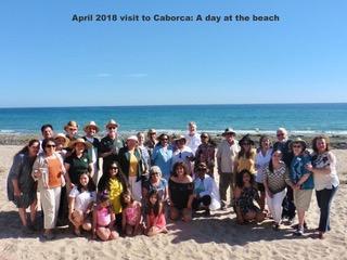 Caborca 4.18 visit- Beach