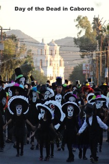 Caborca – Day of the Dead