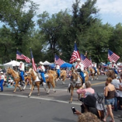 2019 Prescott Frontier Days Rodeo Parade