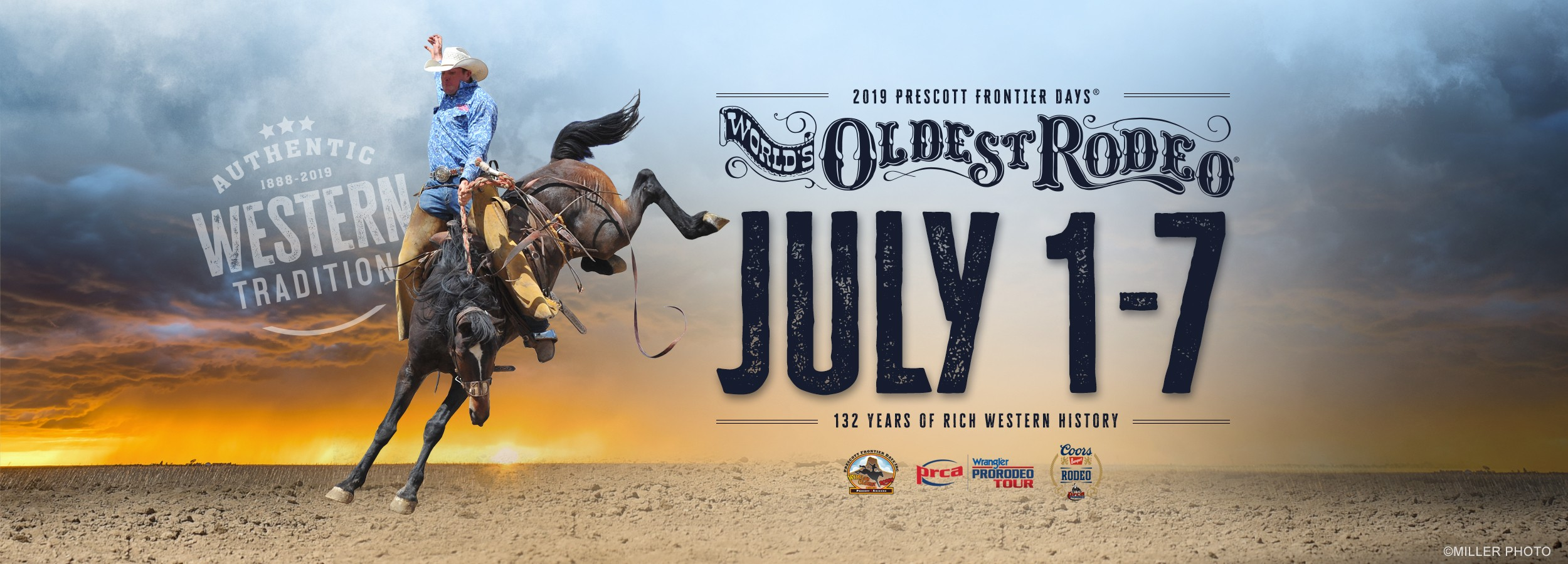 2019 Prescott Frontier Days World's Oldest Rodeo
