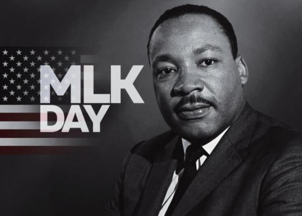 Martin Luther King Jr. day 18 January Mlkday